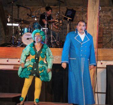 FESTIVAL PAROLES PAYSANNES HAPPY 80 DU 13 au 25 Août au Grand Couvert de St Hilaire sous Charlieu