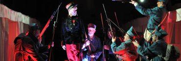 PAROLES DE POILUS spectacle théâtral Dimanche 11 novembre MARCIGNY