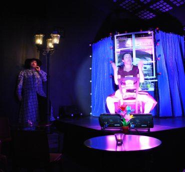 Accueillir la comédie Music-hall: Une fenêtre sur Paris (Condition de vente)