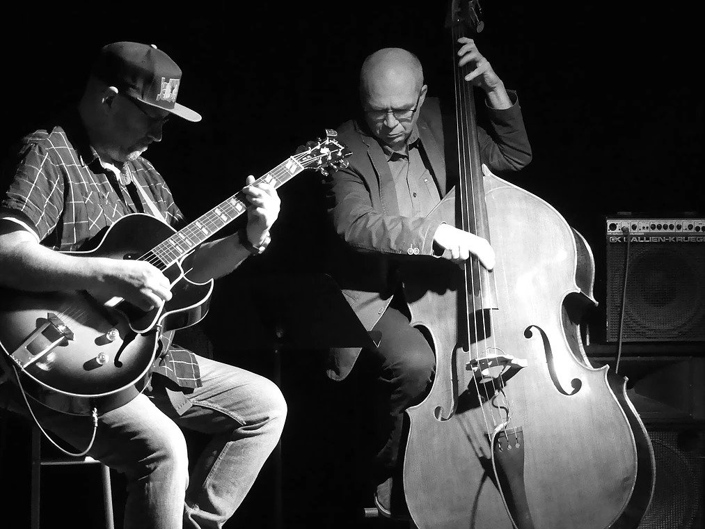 Concert «Trio Ludin, Danière, Abd-el-Kader » Jazz (guitare, contrebasse, batterie) Samedi 28 mars 2020 à 20h30