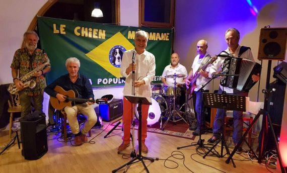 Concert VIA BRASIL avec le groupe Le chien mélomane Dimanche 7 Mars 2021 à 15h