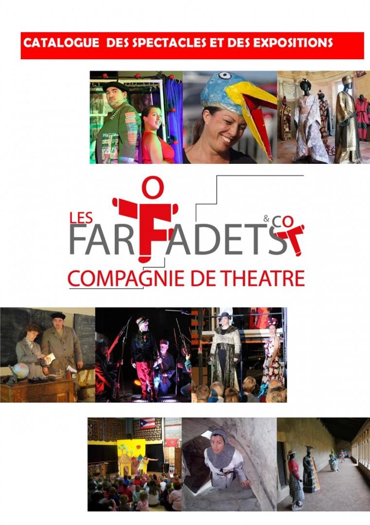 Catalogue des spectacles et des expositions des FARFADETS