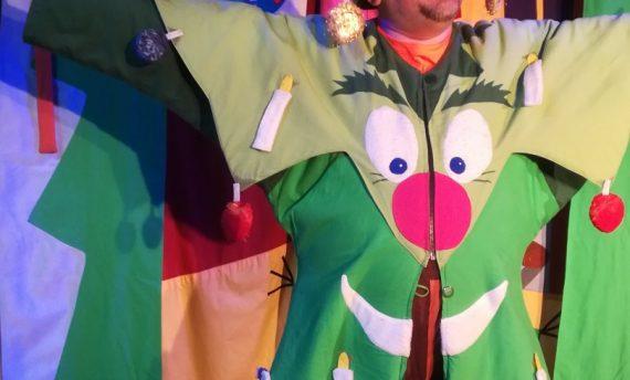« FRISBY, le sapin merveilleux » Spectacle jeune public Du Samedi 19 au Jeudi 30 Décembre 2021 16h Grange des Farfadets